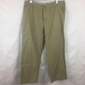 ❣️3/$20❣️  Izod Saltwater   Khaki Pants 36x30 C3